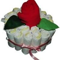 עוגת טיטולים / עוגת חיתולים
