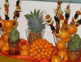 זר פירות יבשים