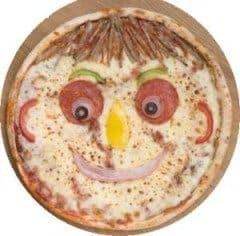 פיצה מקושטת