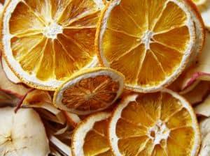 תפוז מיובש