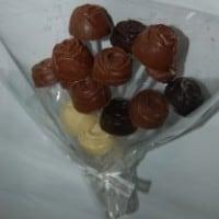 זרי שוקולד