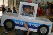 תחפושת לפורים של שוטר