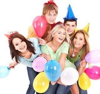 יום הולדת למתבגרים