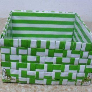 אומנות שימושית: קופסאות איחסון