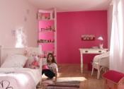 עיצוב חדר ילדים לבנות