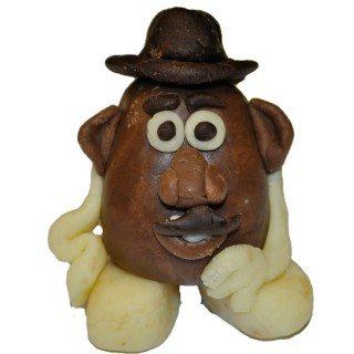 """סדנת שוקולד: הכנת מר תפו""""א משוקולדים"""