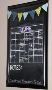 תמונה עם לוח שנה