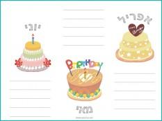 תיעוד ימי הולדת